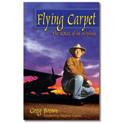 Flying Carpet:The Soul of an Airplane