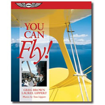 You Can Fly! - book