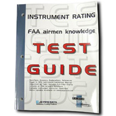 dfd838cfbea JS312401 10001388 Jeppesen Instrument Rating Airmen Knowledge Test ...